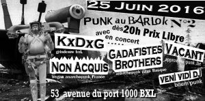 Punk Au Barlog 2